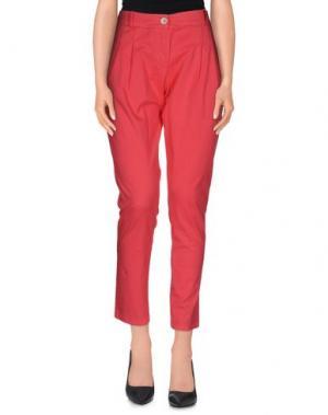 Повседневные брюки SARAH JACKSON. Цвет: фуксия