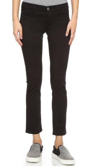 Укороченные джинсы Paris M.i.h Jeans. Цвет: голубой