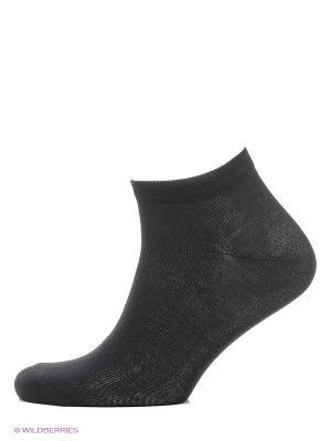 Носки Тульский трикотаж (комплект 10 пар). Цвет: серый, черный