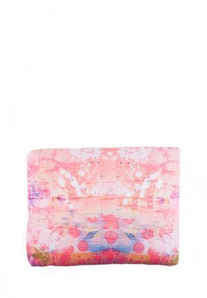 Покрывало La Pastel. Цвет: розовый