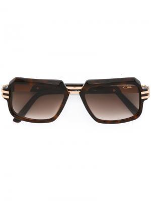 Солнцезащитные очки 6004-3 Cazal. Цвет: коричневый