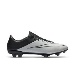 Мужские футбольные бутсы для игры на твердых покрытиях  Mercurial Vapor X Leather Nike. Цвет: кремовый