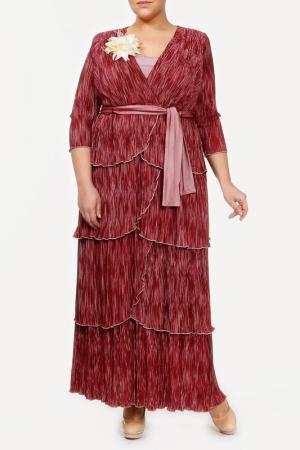 Платье Terra. Цвет: мультицвет
