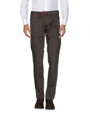 Повседневные брюки BARONIO. Цвет: хаки