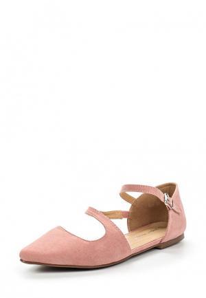 Туфли Super Mode. Цвет: розовый