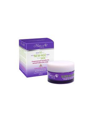 So New-Age Skin Сохраняющий молодость крем для лица ночной, 50 мл Ninelle. Цвет: белый