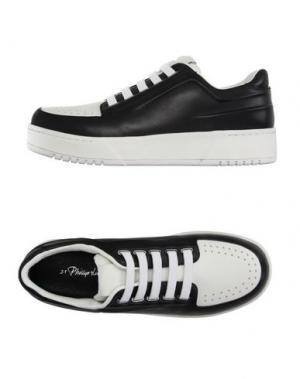 Низкие кеды и кроссовки 3.1 PHILLIP LIM. Цвет: черный