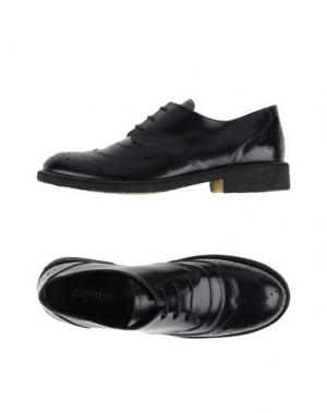 Обувь на шнурках ANGULUS. Цвет: темно-синий