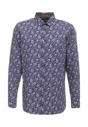 Рубашка Ted Baker London. Цвет: синий
