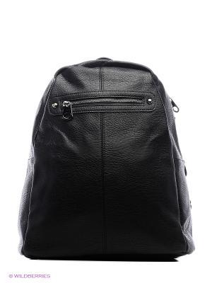 Рюкзак женский Malvinas. Цвет: черный