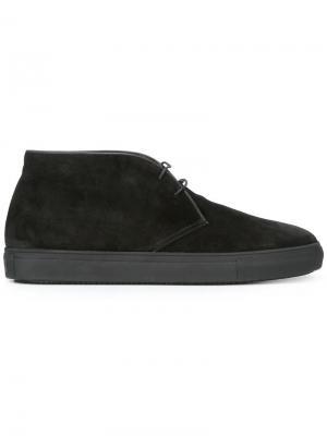 Ботинки-дезерты Fratelli Rossetti. Цвет: чёрный