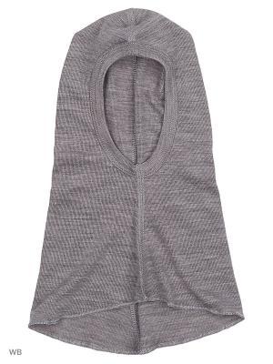 Балаклава Dr.Wool. Цвет: серый