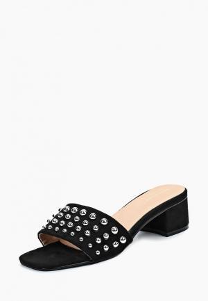 Сабо Ideal Shoes. Цвет: фиолетовый