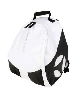 Рюкзаки и сумки на пояс MOMO DESIGN. Цвет: белый