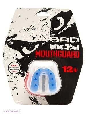 Капа Bad Boy Mouthguard Gel. Цвет: голубой