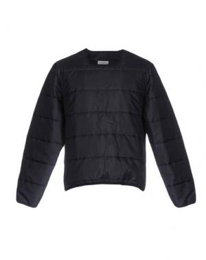 Куртка CAMO. Цвет: темно-синий