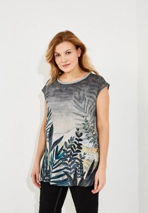 Блуза Elena Miro. Цвет: серый