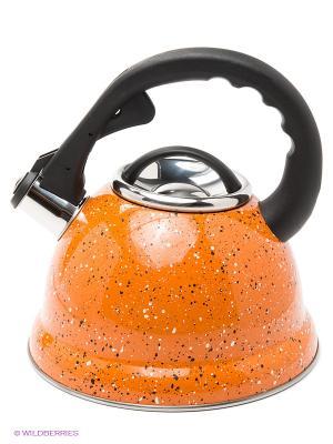 Чайник MAYER-BOCH. Цвет: оранжевый