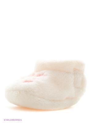 Пинетки Malerba. Цвет: молочный