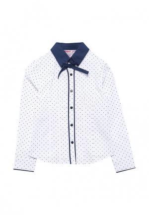 Блуза Modis. Цвет: белый