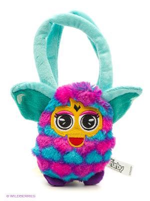 Плюшевая сумочка Furby, 12 см 1Toy. Цвет: прозрачный