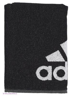 Полотенце ADIDAS TOWEL L. Цвет: черный