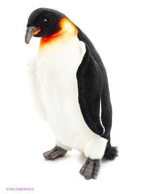 Пингвин императорский 36см Hansa. Цвет: черный, белый