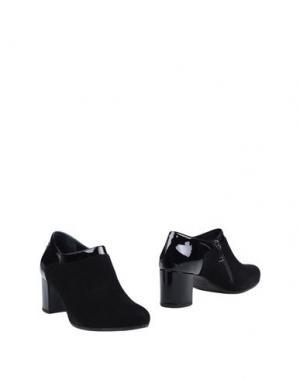 Ботинки HÉCOS. Цвет: черный