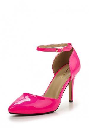 Туфли Sweet Shoes. Цвет: фуксия