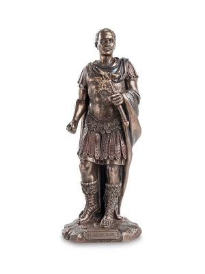Статуэтка Гай Юлий Цезарь (Калигула) Veronese. Цвет: бронзовый
