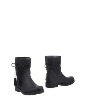 Полусапоги и высокие ботинки JESSICA SIMPSON. Цвет: черный
