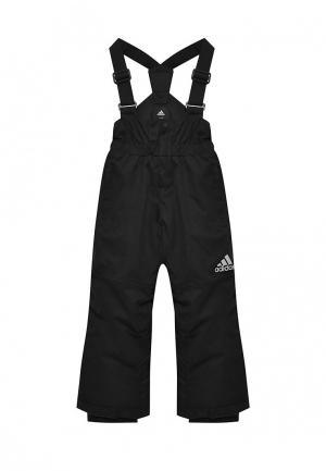 Комбинезон adidas. Цвет: черный