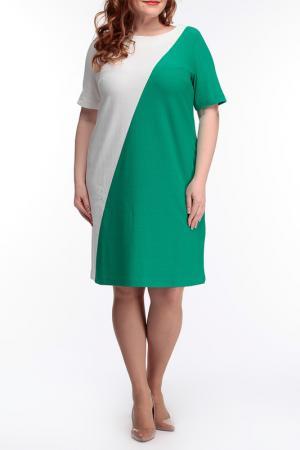Платье Leshar. Цвет: зеленый