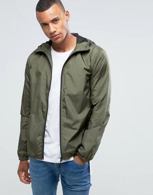 Loyalty & Faith Куртка с капюшоном на молнии and. Цвет: зеленый
