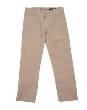 Повседневные брюки BARNUM. Цвет: бежевый
