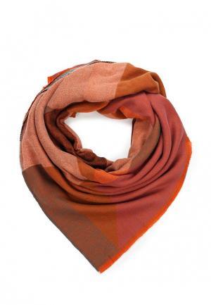 Платок Parfois. Цвет: оранжевый