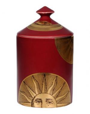Свеча FORNASETTI. Цвет: красный