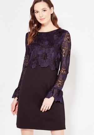 Платье Cortefiel. Цвет: черный