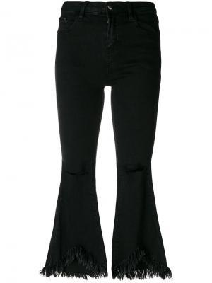 Укороченные брюки Day Dream Jovonna. Цвет: чёрный