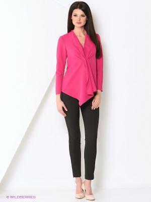 Блузка ZAYKINS. Цвет: розовый