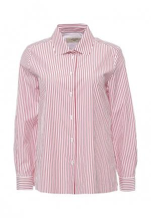 Рубашка Weekend Max Mara. Цвет: красный