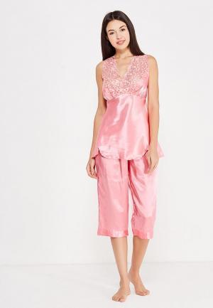 Пижама Belweiss. Цвет: розовый