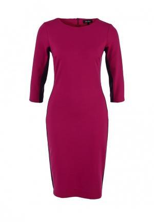 Платье LuAnn. Цвет: розовый