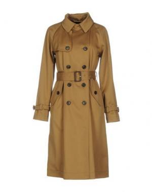 Легкое пальто SEALUP. Цвет: хаки