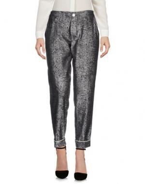 Повседневные брюки F.R.S.. Цвет: серый