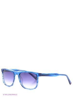 Солнцезащитные очки RY 527S 04 Replay. Цвет: синий