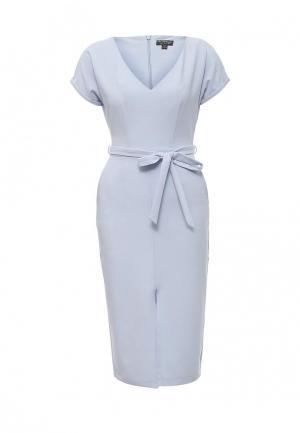 Платье Miss Selfridge. Цвет: голубой