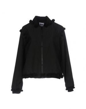 Куртка CHRISTOPHER SHANNON. Цвет: черный