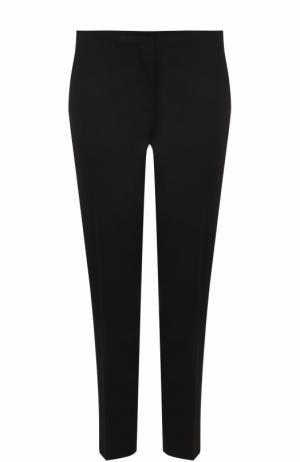 Укороченные брюки прямого кроя со стрелками Tara Jarmon. Цвет: черный
