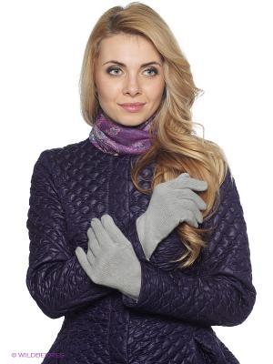 Перчатки Parfois. Цвет: серый